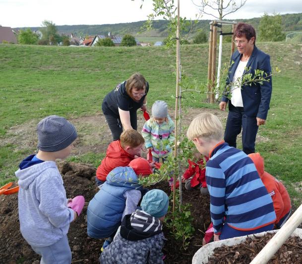 Kindergarten von VACOM feiert 5. Geburtstag