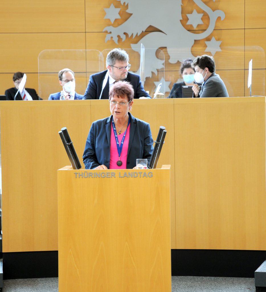 Ute Bergner Landtag Thüringen